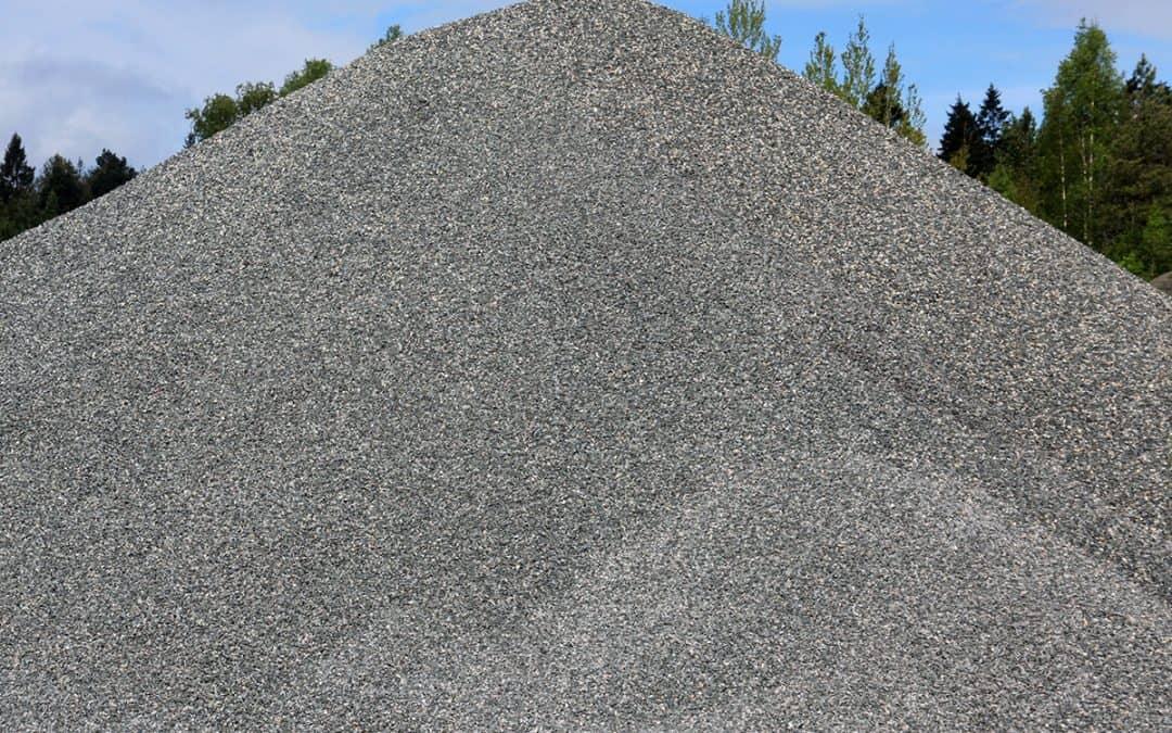 Grus, asfalt eller stein?
